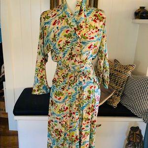 Sorority Togs of California Vintage Dress